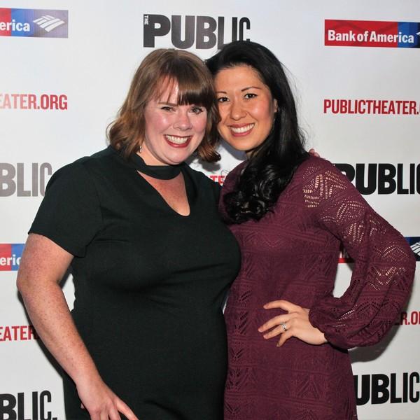 Marissa Kohn and Ruthie Ann Miles