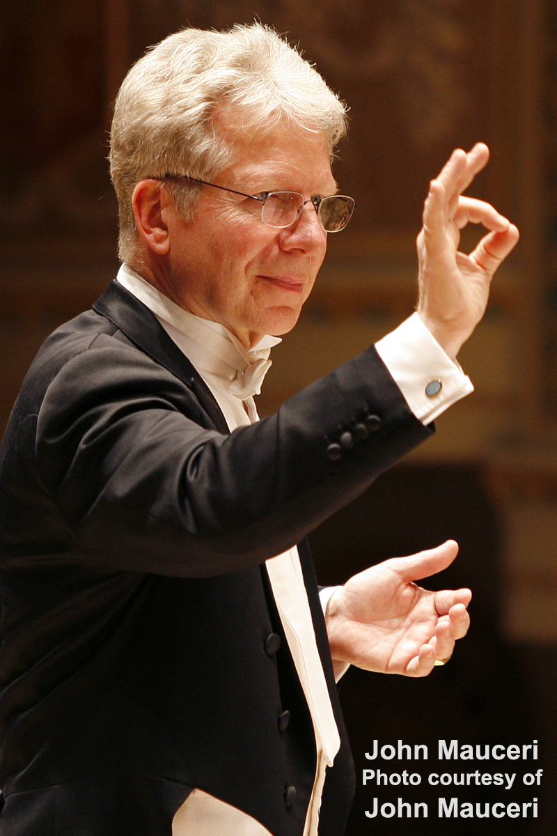 BWW Interview: John Mauceri Conducting His Life Anywhere He Wants To Be