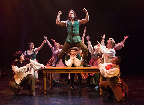 Photo Flash: BEAUTY AND THE BEAST Opens Tonight at Young People's Theatre