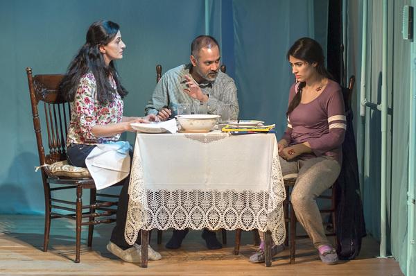 Sahar Bibiyan, Rajesh Bose, and Nikhaar Kishnani