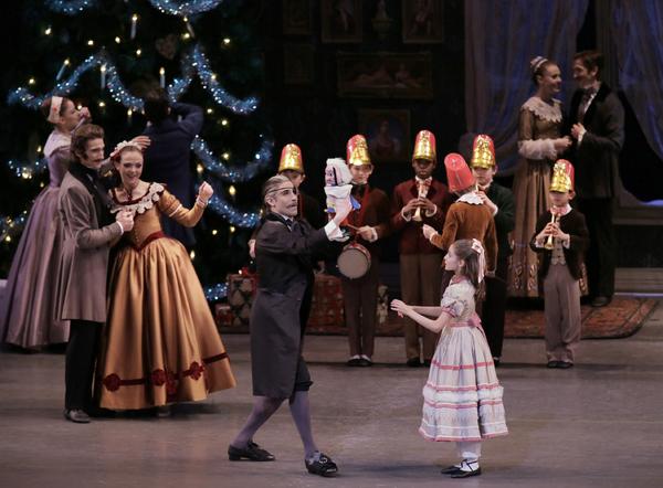 Photo Flash: Sneak Peek at New York City Ballet's THE NUTCRACKER