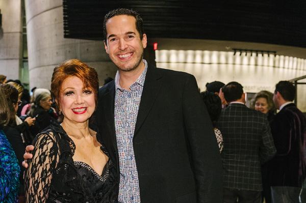 Donna McKechnie and Parker Esse