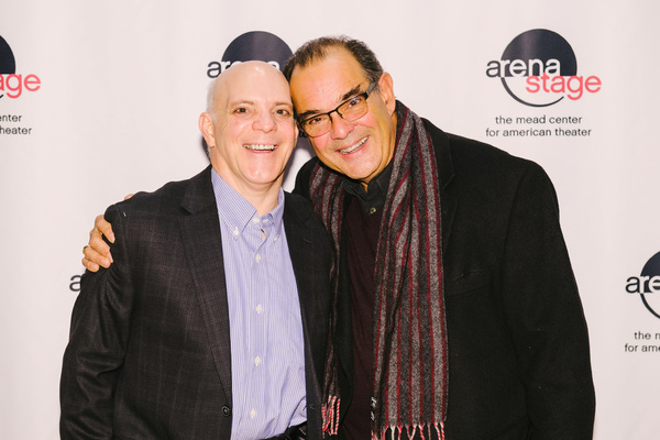 Photo Flash: Hal Linden, Donna McKechnie and More Celebrate THE PAJAMA GAME Opening at Arena Stage