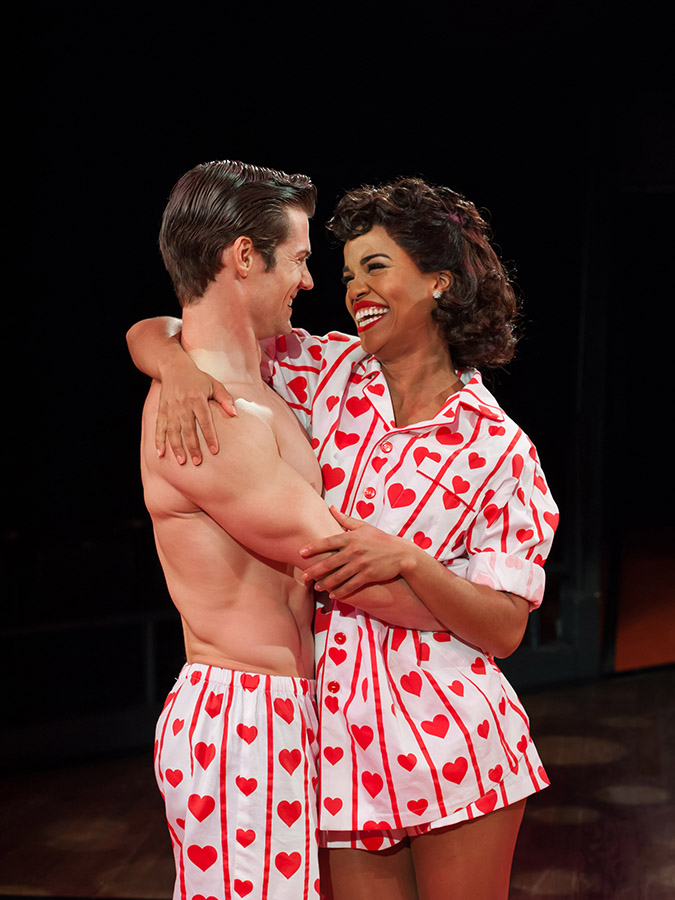 BWW Review: THE PAJAMA GAME at Arena Stage
