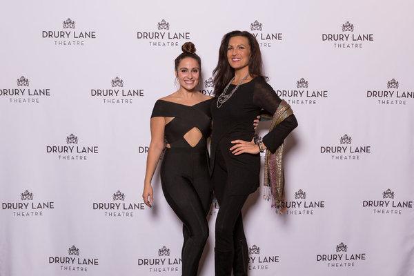 Rachel Marie LaPorte and Maria Villari