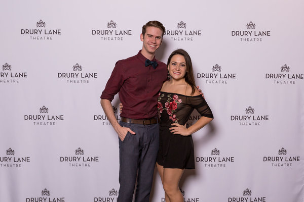 Joel Chambers and Gabriela Delano