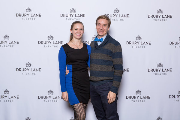 Photo Flash: 42ND STREET Celebrates Opening Night at Drury Lane Theatre