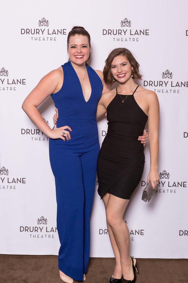 Erica Evans and Marisa Riegle