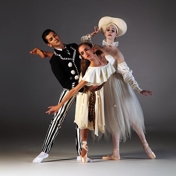 Ellen Overstreet, Amy Wood and Ricardo Graziano