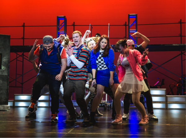 Photo Flash: First Look at BE MORE CHILL at Exit 82 Theatre