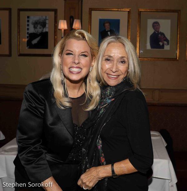 Rita Cosby & Eda Sorokoff Photo