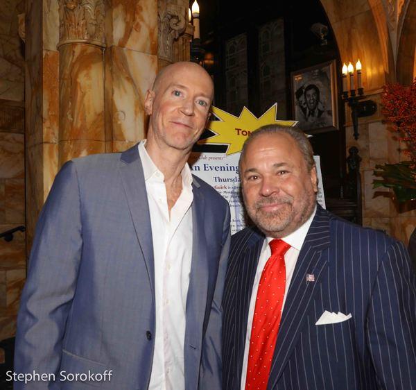 Bernie McGurik & Bo Dietl Photo