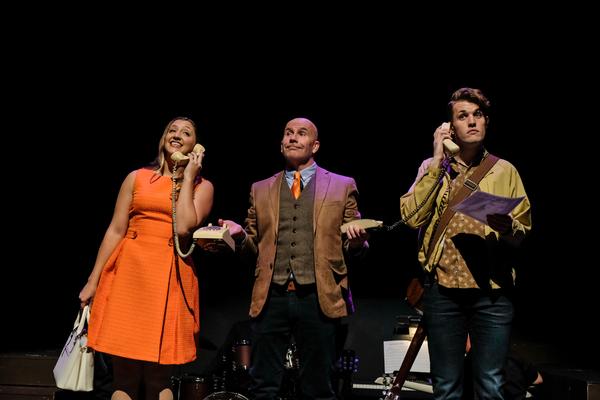 Photo Flash: FLY BY NIGHT Opens Tomorrow at Coronado Playhouse