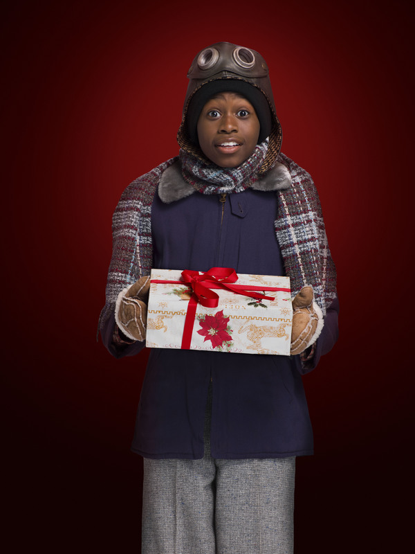 Photo Flash: Matthew Broderick & More in A CHRISTMAS STORY LIVE! Character Portraits