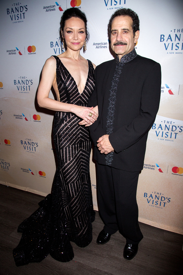 Photo Coverage: THE BAND'S VISIT Celebrates Opening Night on Broadway!