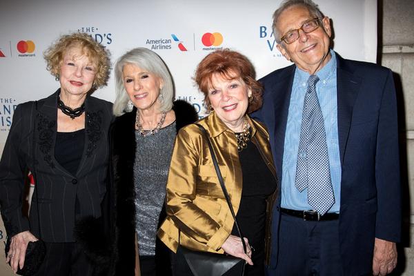 Penny Fuller, Jamie deRoy, Anita Gillette, Richard Maltby