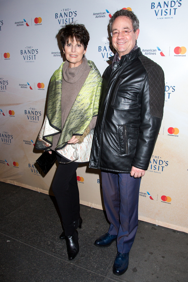 Photo Coverage: On the Opening Night Red Carpet for THE BAND'S VISIT!