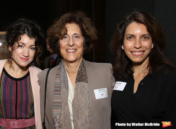 Sarah Stiles, Nancy Heller and Sarah Stern