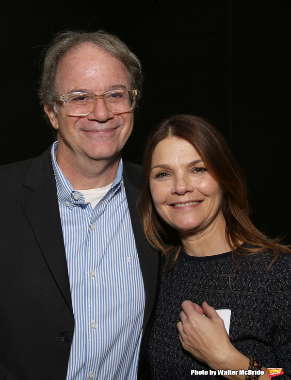 Douglas Aibel and Kathryn Erbe