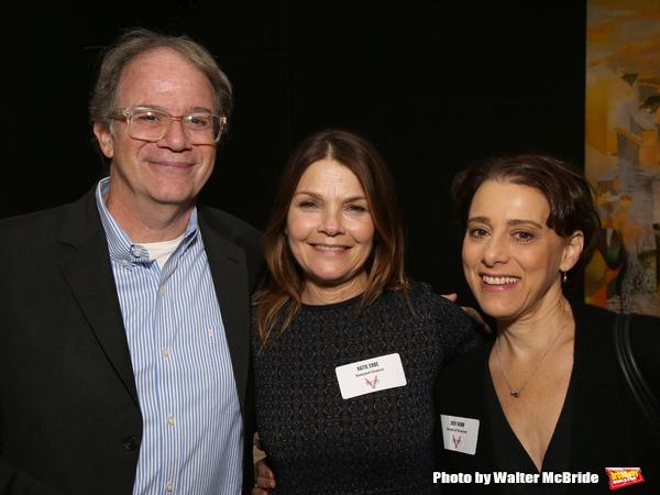 Douglas Aibel, Kathryn Erbe and Judy Kuhn