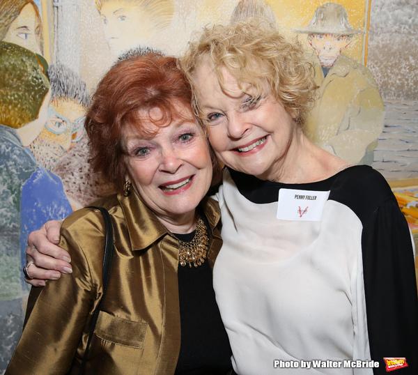 Anita Gillette and Penny Fuller