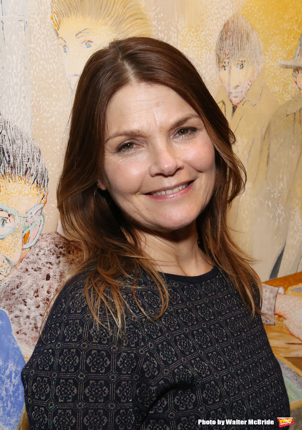 Photo Coverage: Kate Mulgrew Hosts the Vineyard Theatre's Annual Emerging Artists Luncheon