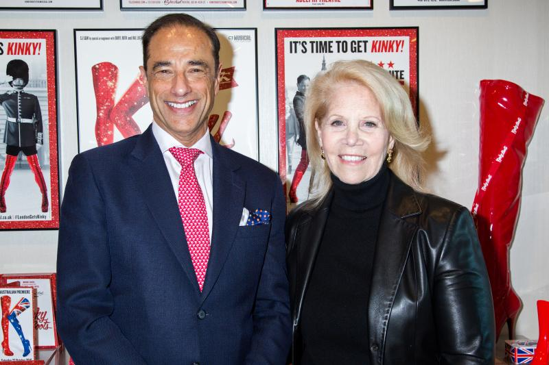 Industry Interview: Daryl Roth and Hal Luftig's KINKY BOOTS are Made for Running