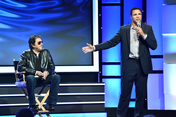 Jim Keltner and Tony Gonzalez