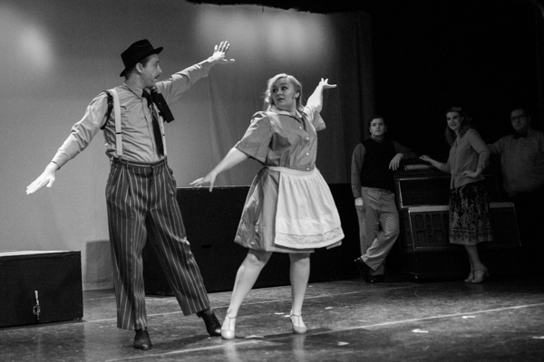 Photo Coverage: First look at Imagine Productions' REEFER MADNESS