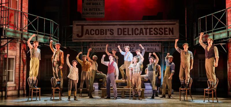 BWW Review: Village's NEWSIES Brings Intimacy to the Big Splashy Musical