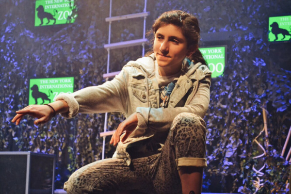 Photos: First Look At Lana Schwartz In ENDANGERED! THE MUSICAL