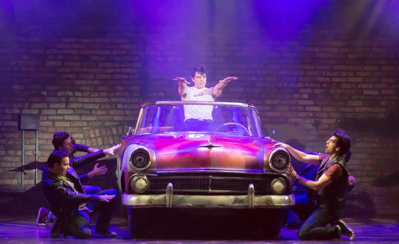 BWW Review: GREASE is Not the Word in Toronto's New Production