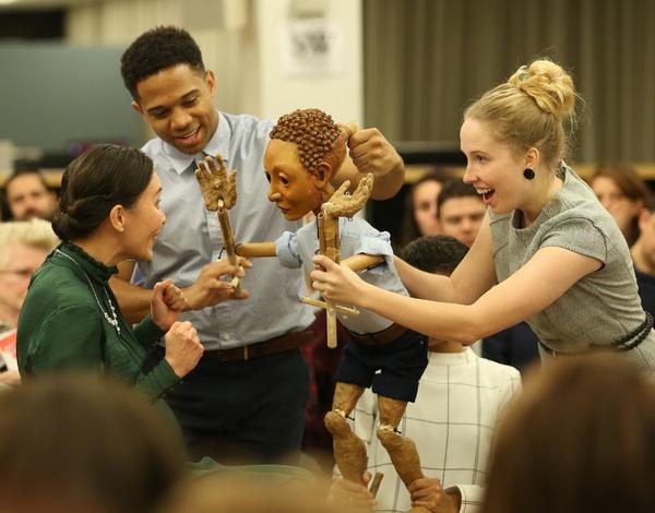 Photo Flash: Public Theater's Mobile Unit presents A WINTER'S TALE