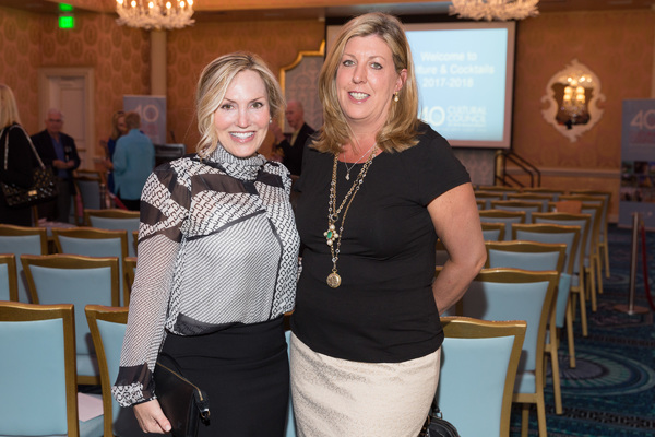 Photo Flash: CULTURE & COCKTAILS at The Colony Attracts 150 to Opening Conversation