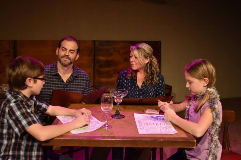 BWW Review: THE BIG MEAL Feeds Four Generations of Family at Terrific New Theatre