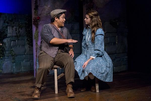 THE SECRET GARDEN at New Village Theatre Photo