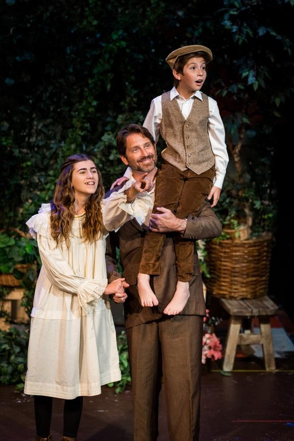 Photo Flash:  THE SECRET GARDEN Comes to New Village Arts Theatre