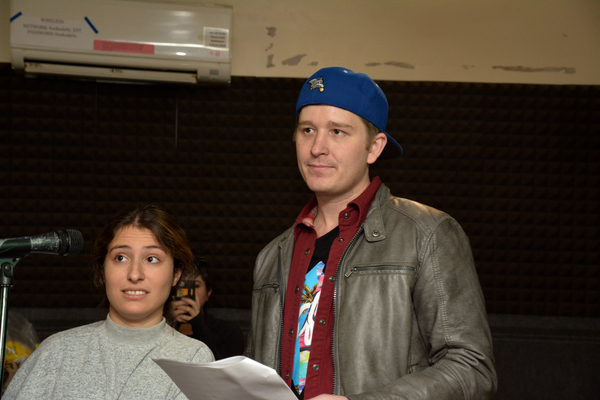 Photo Coverage: ROCKERS ON BROADWAY Rehearsal Day 2