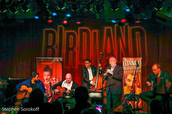 The Django Reinhardt NY Festival, Ken Peplowski, special guest