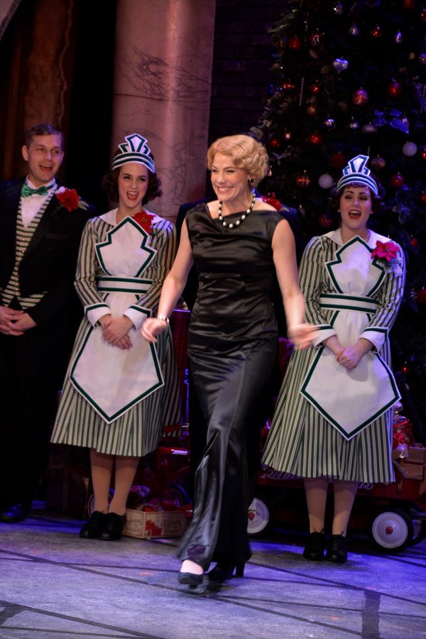 Photo Coverage: Opening Night Curtain Call of ANNIE at The John W. Engeman Theater at Northport