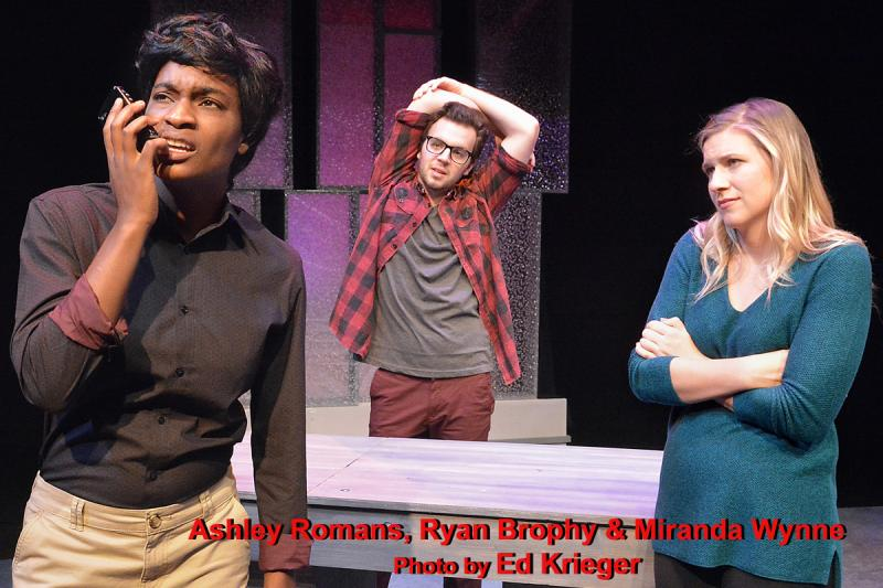 BWW Review: Convergence of Fantastic Talents - Writing, Directing & Acting - Make ROTTERDAM a Destination You Need to Visit