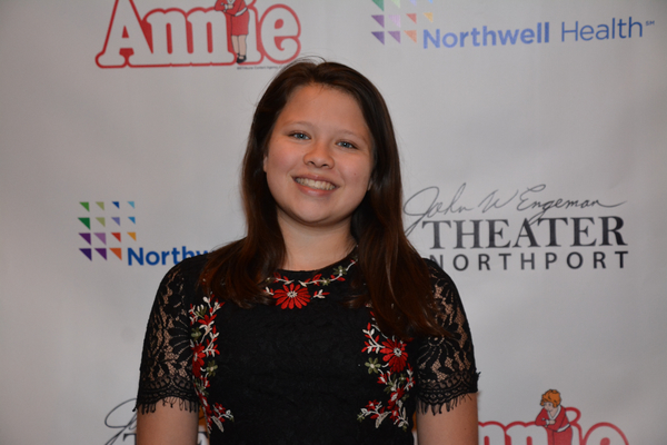 Photo Coverage: The Cast of ANNIE at The John W. Engeman Theater at Northport Celebrates Opening Night