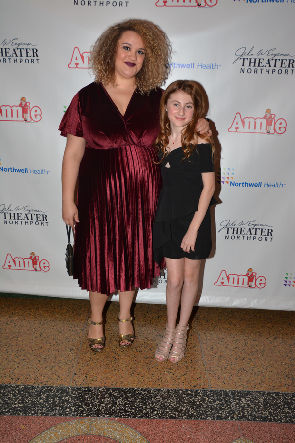Photos: The Cast of ANNIE at The John W. Engeman Theater at Northport Celebrates Opening Night