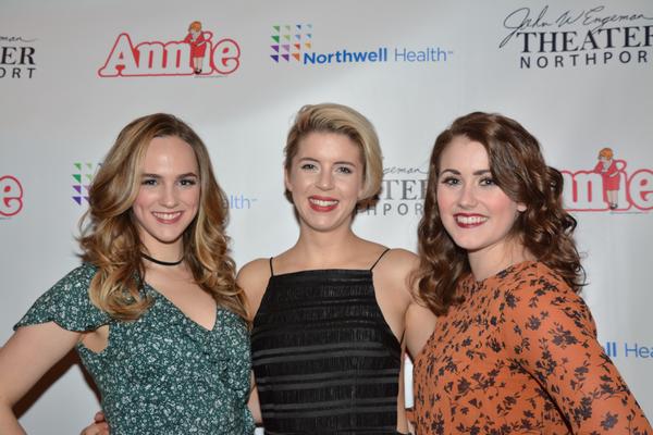 Teresa Whitt, Theresa Rowley and Hannah Slabaugh