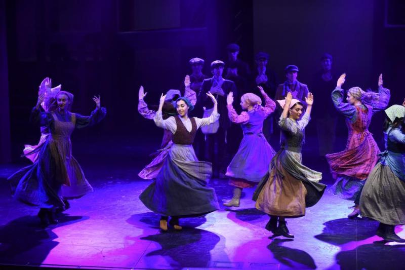 BWW Review: Belmont University Musical Theatre's Remarkably Robust FIDDLER ON THE ROOF