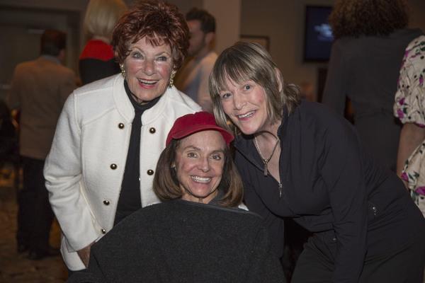 Marion Ross, Valerie Harper, Geri Jewel