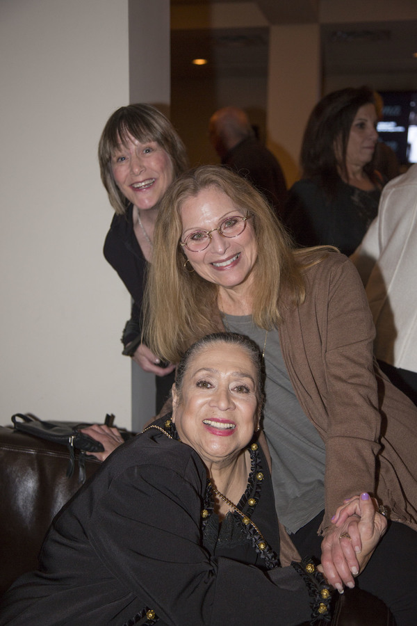 Geri Jewell, Roslyn Kind and Liz Torres