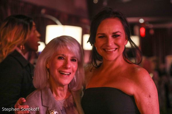 Photo Coverage: Frances Ruffelle Live(s) in New York at The Green Room 42