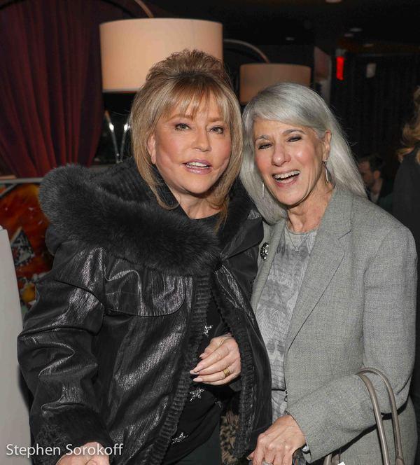 Rita McKenzie & Jamie deRoy Photo
