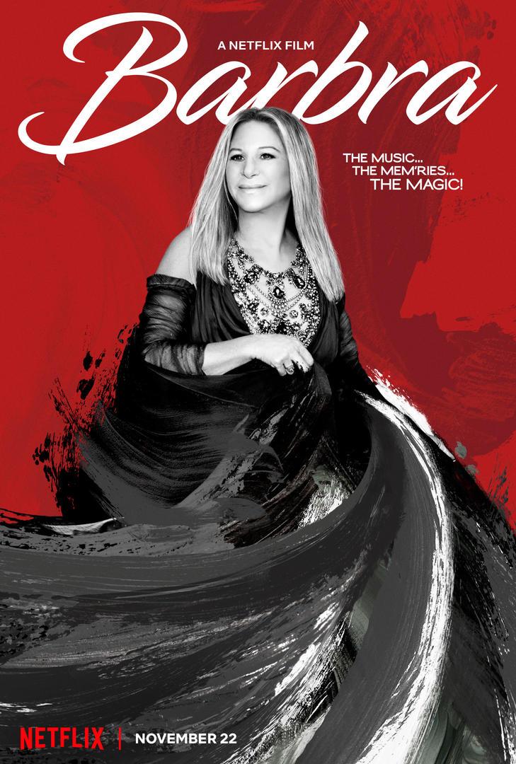 VIDEO: First Look - Barbra Streisand & Jamie Foxx in Netflix's Upcoming Concert Event + Key Art!
